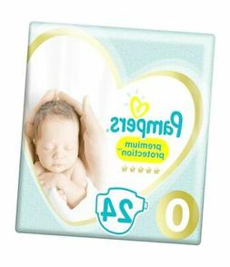 Pampers Premium Protection Size 0 Nappies . Delivery is Free