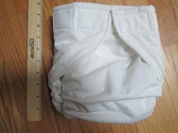 OsoCozy Prototype All In One AIO Cloth Diaper Size XL Birdse