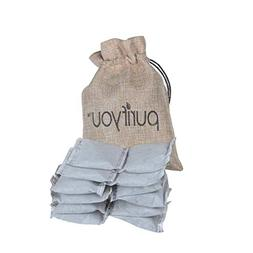 purifyou 100% Sealed All-Natural Air Purifier and Diaper Pai