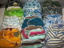 Random Try One MamaBear Cotton One Size Fitted Cloth Diapers