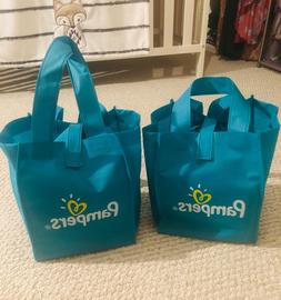 Pampers reusable cloth bags