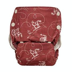 GroVia Reusable All in One Snap Baby Cloth Diaper