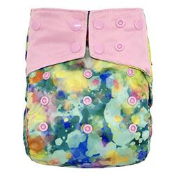 Reusable Waterproof Diaper Cover Shell: for Baby Prefold Clo
