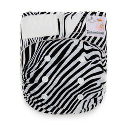 SECONDS SALE KaWaii Newborn Bamboo Pocket Cloth Diaper Shell