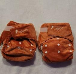 Set Of 2 Cloth Diapers
