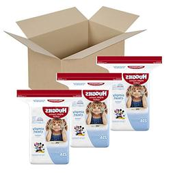 Huggies Simply Clean Baby Wipes, Unscented, Refill , 216 Cou
