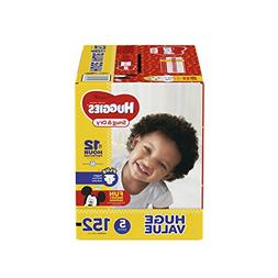 HUGGIES Snug & Dry Diapers, Size 5, 152 Count, HUGE PACK