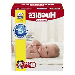 Huggies Snug & Dry Value Box Size 1 - 264 Count by Huggies