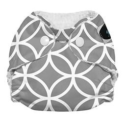 Imagine Baby Products Newborn Stay Dry All-In-One Snap Cloth