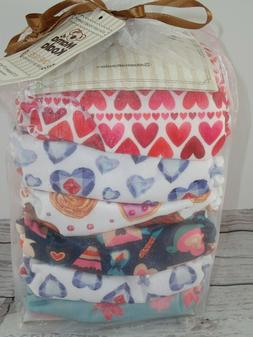 Mama Koala Stay-Dry Pocket Diaper 6 pack One Size #B