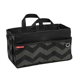 Skip Hop Style Driven Car Storage Box, Black
