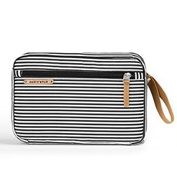 Stylish Portable Diaper Changing Pad – Diaper Clutch Bag -