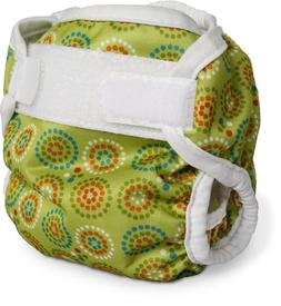 Bummis Super Brite Diaper Cover, Green, 15-30 Pounds