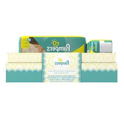 Pampers Swaddlers Diapers and Sensitive Wipes Gift Box