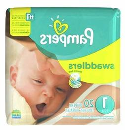 Pampers Swaddlers Diapers Size 1 8 to 14lbs Newborn