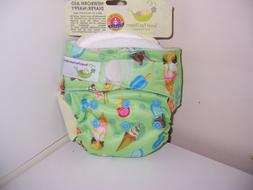 Tilly's Treats  Sweet Pea cloth diaper Newborn All-in-One