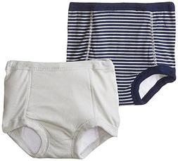 Gerber 2 Pack Training Pants with Peva Lining, Boys, Sports