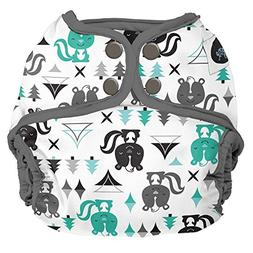 Imagine Baby Products All-in-Two 2.0 Diaper Cover, Snap, Lil