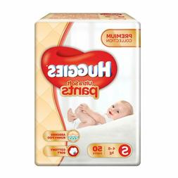 Huggies Ultra Soft Pants Diapers, Small Pack   with Free Shi