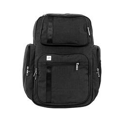 Ju Ju Be XY Vector Backpack Baby Diaper Bag with Light Chang